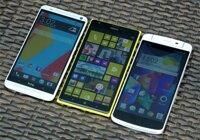 So sánh top 3 smartphone Full HD khổng lồ