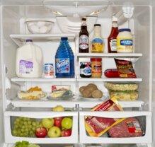 So sánh tủ lạnh Electrolux EME3500SA và LG GRS502PG