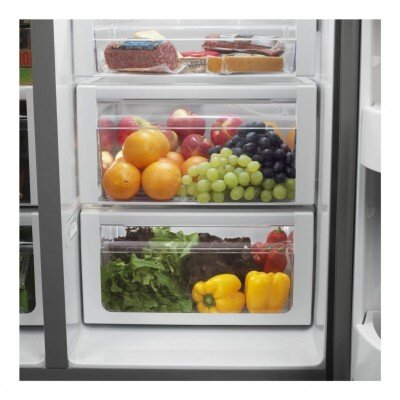 So sánh tủ lạnh Hitachi R-Z16AGV7 và LG GN205SS
