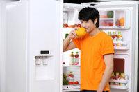 So sánh tủ lạnh Samsung RT-29FARBDP1/SV và Sharp SJ-P405G-BK/SL