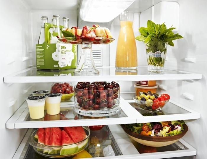 So sánh tủ lạnh Sanyo SR-F78NH và Panasonic NRBW465XSVN