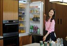So sánh tủ lạnh Sharp SJP435MBK và Samsung RT35FDACDSA/SV