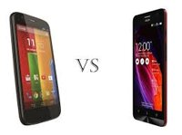 So sánh ưu nhược điểm của Motorola Moto E và Asus Zenfone C