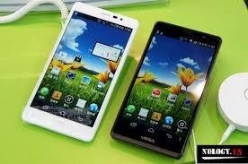 So sánh Vega Sky A850 và Sony Xperia C ở phân khúc điện thoại giá rẻ