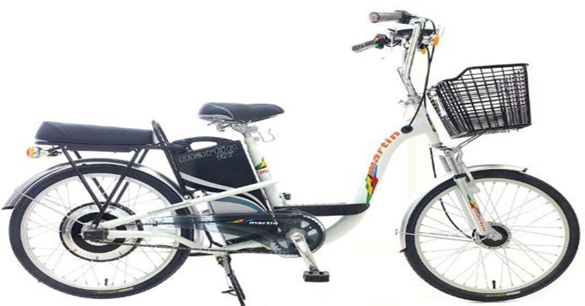 So sánh xe đạp điện Asama ASH Lipo và xe đạp điện Asama Martin