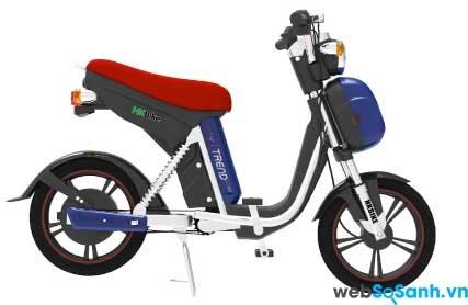 So sánh xe đạp điện Giant M133S và HK Bike iTrend