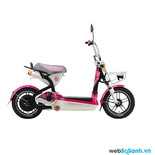 So sánh xe đạp điện Giant M133L và xe đạp điện Nijia 2014