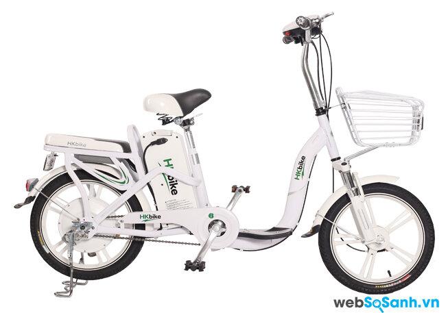 So sánh xe đạp điện HK Bike Zinger Extra và Xmen Yadea 4