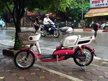 So sánh xe đạp điện HKbike Cap-A và xe đạp điện Honda A6