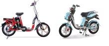 So sánh xe đạp điện Nijia và HKbike PEGA – mua xe điện nào tốt nhất