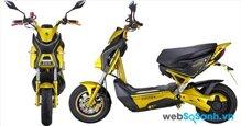 So sánh xe đạp điện và xe máy điện