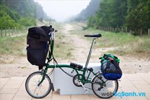 So sánh xe đạp gấp và xe đạp thông thường