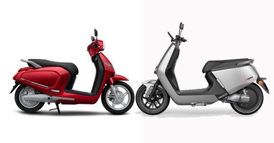 So sánh xe máy điện Yadea G5 và Vinfast Klara phiên bản pin lithium