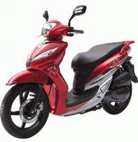 So sánh xe máy Honda Air Blade và SYM Shark
