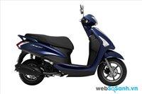 So sánh xe máy Honda Air Blade và Yamaha Acruzo