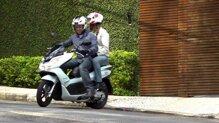 So sánh xe máy Honda Air Blade và Honda PCX