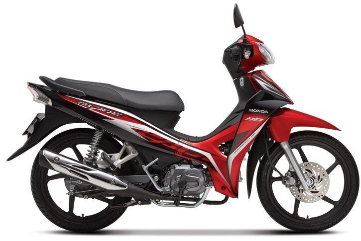 So sánh xe máy Honda Blade và Honda Wave S