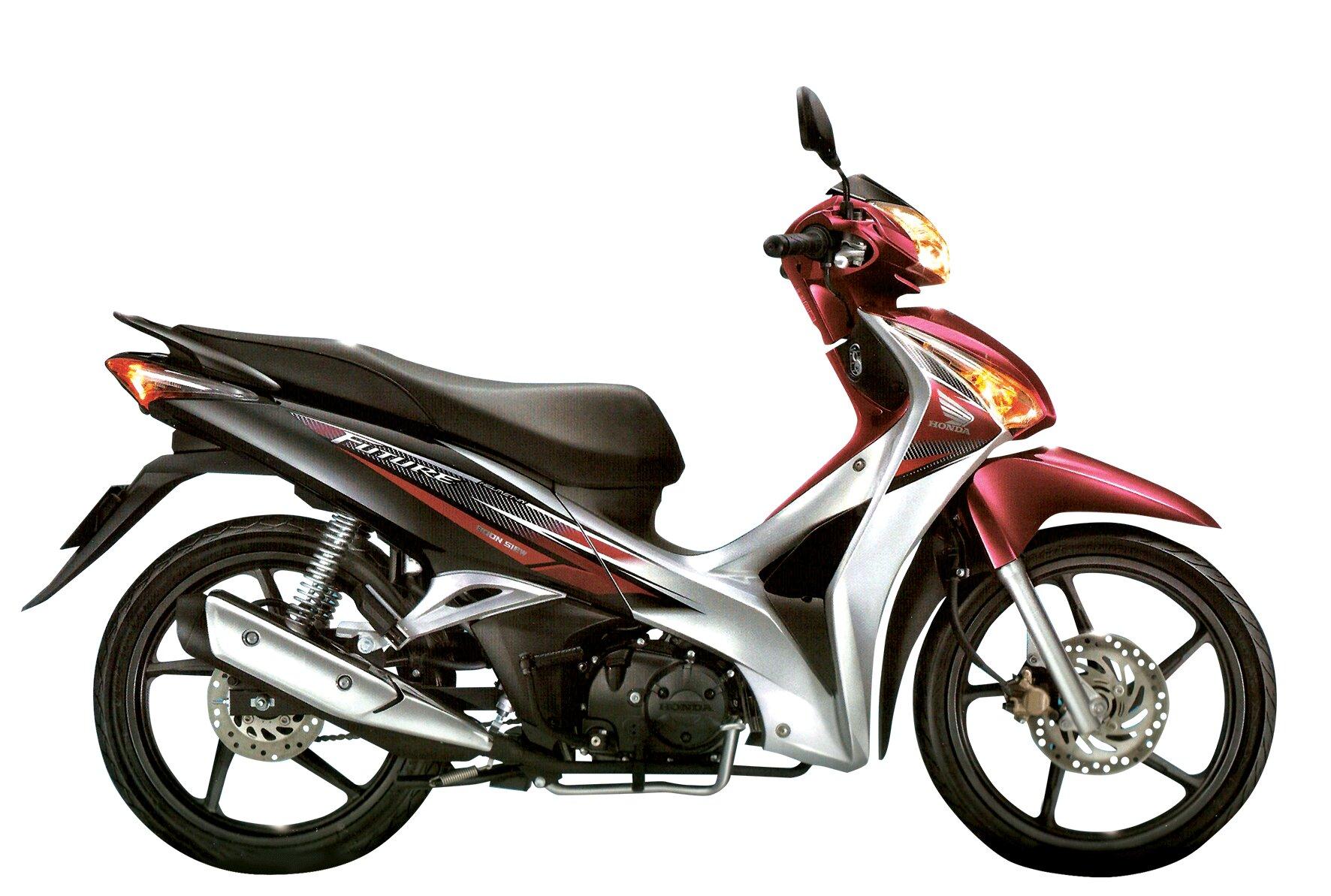 So sánh xe máy Honda Future và Suzuki Axelo