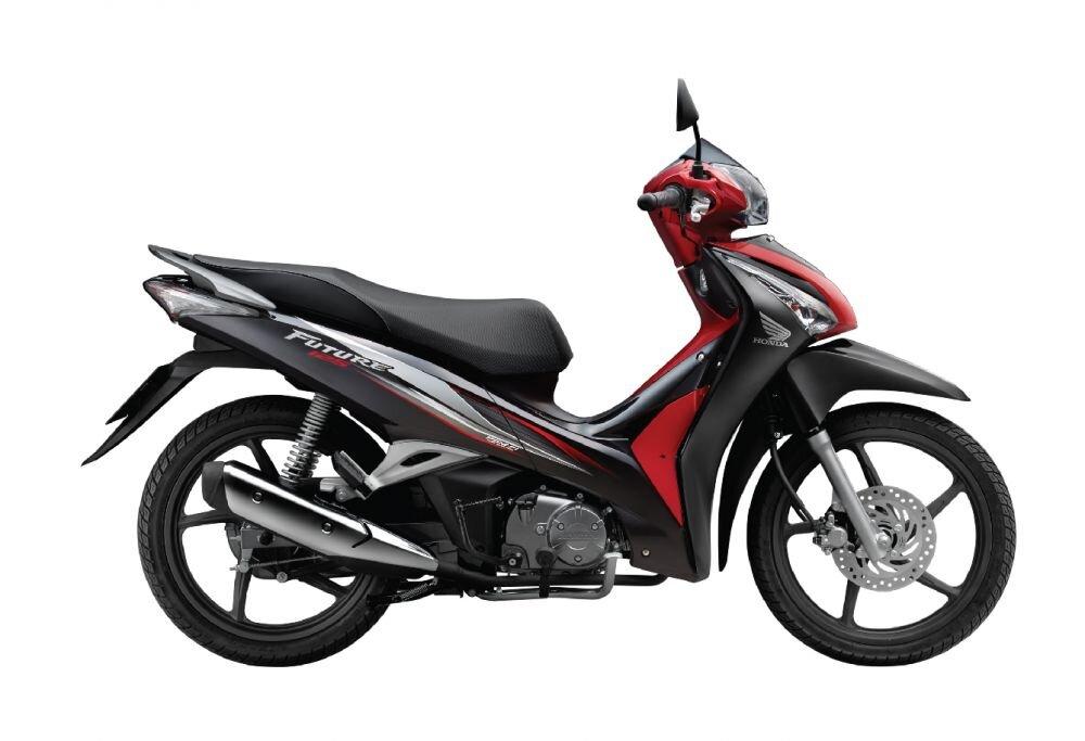 So sánh xe máy Honda Future và Yamaha Taurus