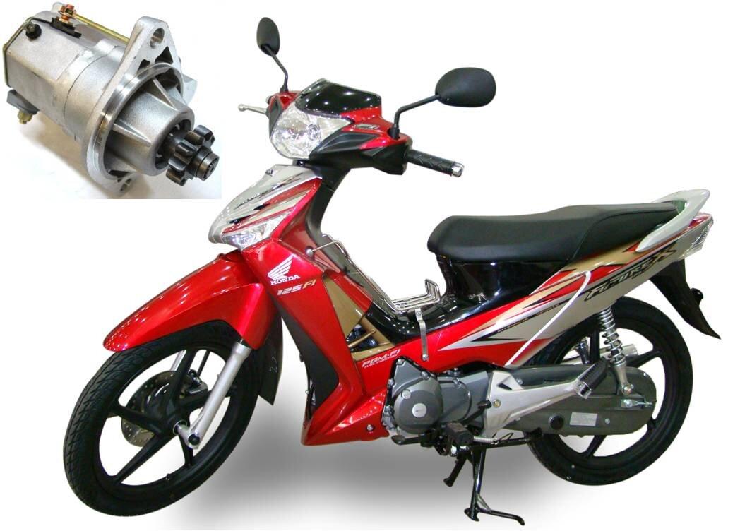 So sánh xe máy Honda Future và Honda Wave RSX