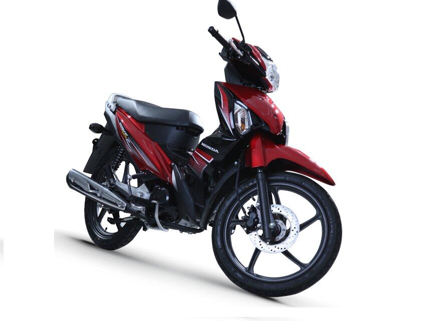 So sánh xe máy Honda Future và Honda Wave Alpha