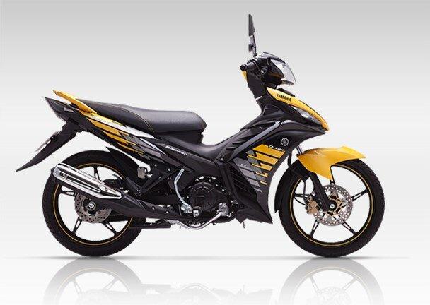 So sánh xe máy Honda Future và Yamaha Exciter
