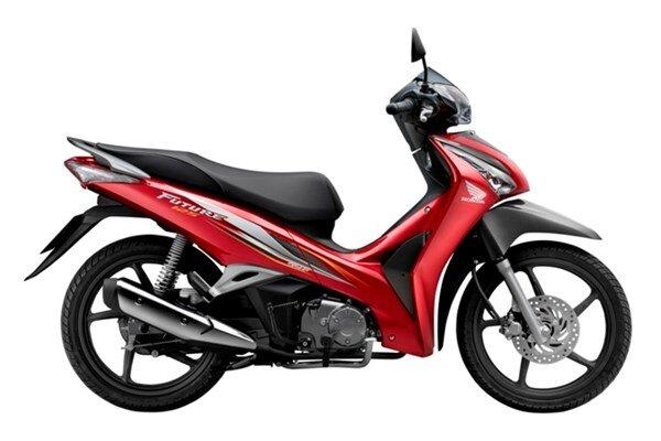 So sánh xe máy Honda Future và Suzuki Address
