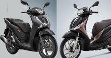 So sánh xe máy Honda SH 2020 và Medley 2020: khi đẳng cấp là mãi mãi