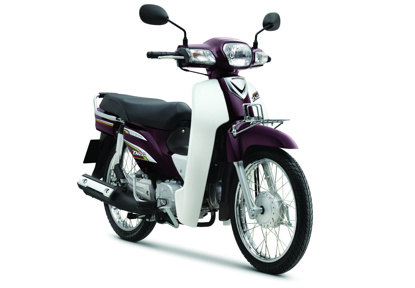 So sánh xe máy Honda Super Dream 110cc và Yamaha Jupiter
