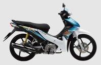 So sánh xe máy Honda Wave RS và Yamaha Taurus