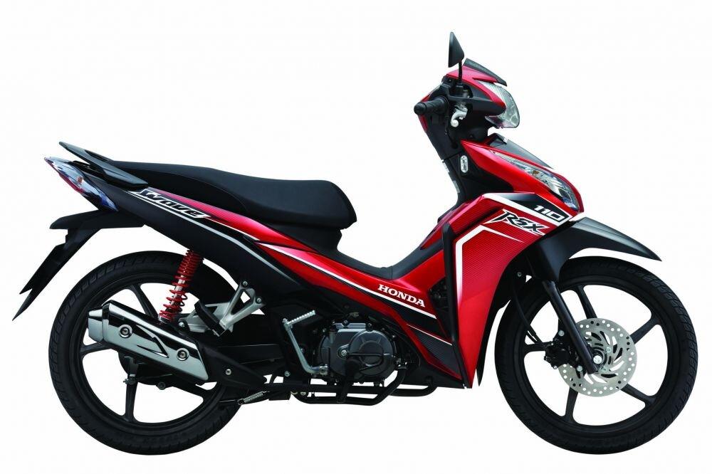 So sánh xe máy Honda Wave RSX và xe máy SYM Elegant