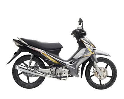 So sánh xe máy Honda Wave RSX và Suzuki Revo