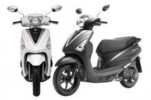 So sánh xe máy Kymco Jockey Fi 125 và Yamaha Acruzo