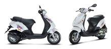 So sánh xe máy Piaggio Zip và Kymco Many