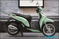 So sánh xe máy Suzuki Address và Honda SH Mode