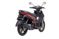 So sánh xe máy Suzuki Hayate và Yamaha Luvias