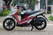 So sánh xe máy Suzuki Hayate và Suzuki Address