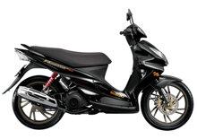 So sánh xe máy Suzuki Hayate và Yamaha Acruzo