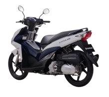 So sánh xe máy Suzuki Impulse và Piaggio Zip
