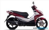 So sánh xe máy Suzuki Impulse và Suzuki Address