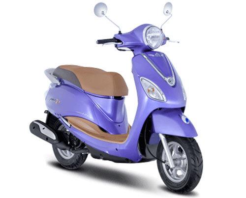 So sánh xe máy Suzuki Impulse và SYM Attila V