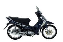 So sánh xe máy Suzuki Revo và xe máy SYM Elegant