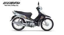 So sánh xe máy Suzuki Revo và Honda Wave Alpha