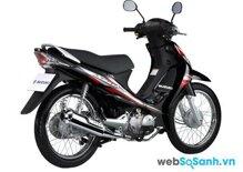 So sánh xe máy Suzuki Viva và Suzuki Revo