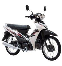So sánh xe máy SYM Elegant  và Honda Super Dream 110cc