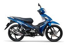 So sánh xe máy SYM Galaxy và Suzuki Viva