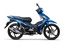 So sánh xe máy xe máy Honda Wave S và Suzuki Viva