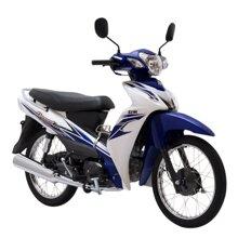 So sánh xe máy xe máy SYM Elegant  và Yamaha Exciter