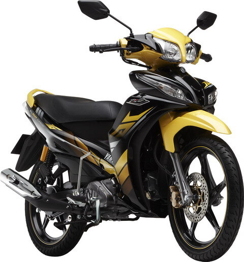 So sánh xe máy Yamaha Jupiter và Yamaha Taurus