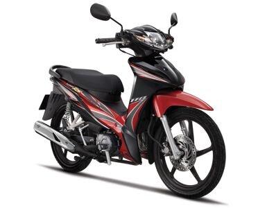 So sánh xe máy Yamaha Jupiter và Honda Wave RS